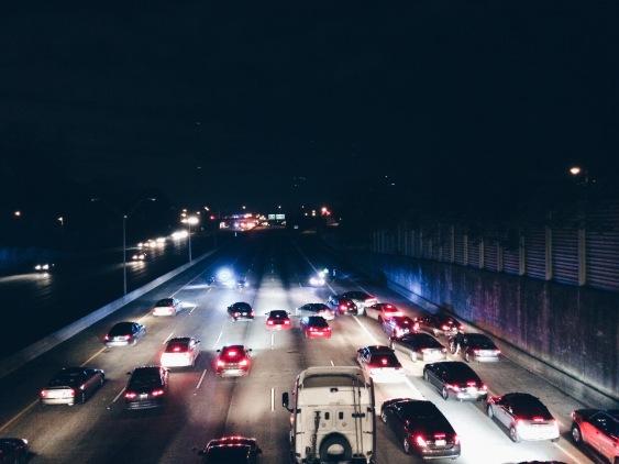 they shut down all the night highways under the bridge